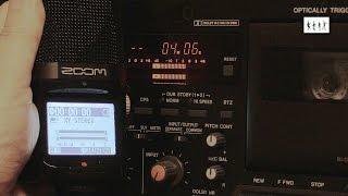 Zoom H3-VR vs H2N vs Insta360 Pro 2 in 360° w/ Spatial Audio