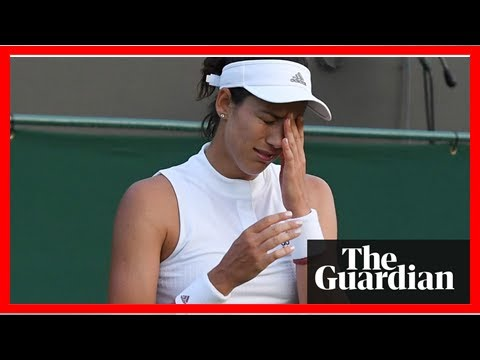 Defending Wimbledon champion Muguruza knocked out in second round | k production channel