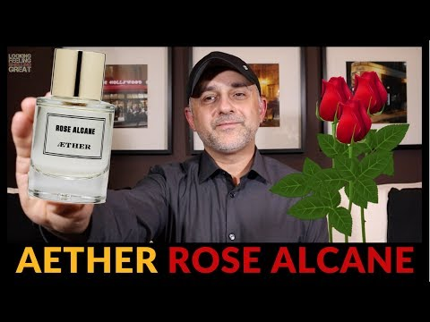Aether Rose Alcane Fragrance Review + Full Bottle USA Giveaway 🌹🌿