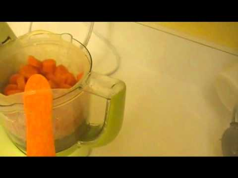 Homemade Baby Food: Making Carrots with Beaba Babycook