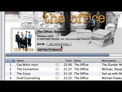 How To Transfer A TV Show Season From ITunes
