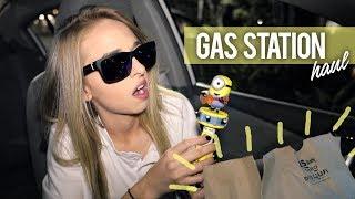 GAS STATION HAUL LOL