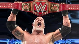 7 Reasons Why GOLDBERG Is Winning the WWE Universal Title Soon