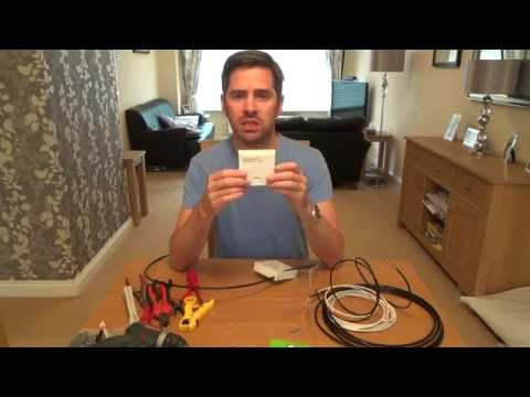 QUICK VERSION. How to Install a BT Openreach NTE 5C master socket on new wiring.
