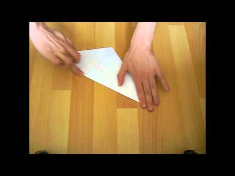 How To Make An Origami Swan (HD)