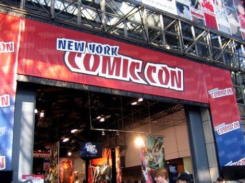 TURNBACK TUESDAY VLOG #12: New York Comic Con 2014 PT1