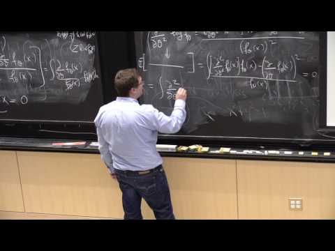 22. Generalized Linear Models (cont.)