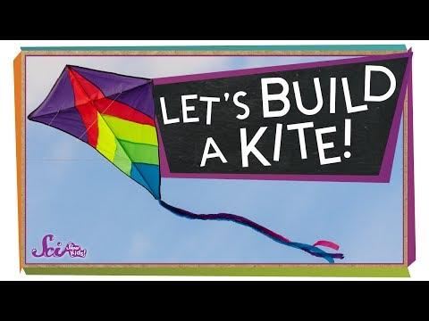 Let's Make a Kite!