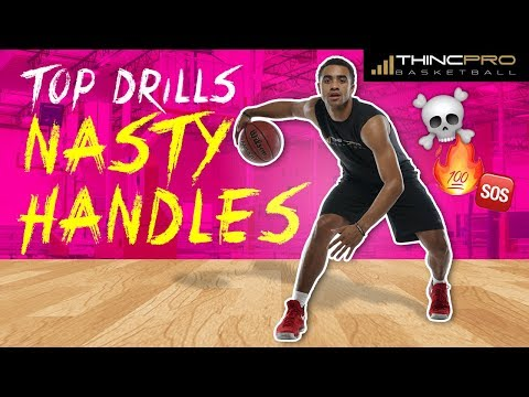 Top 11 Basketball Dribbling Drills For NASTY Handles! (Add these drills to your training TODAY!)