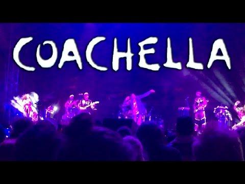 COACHELLA 2016 DAY 1 Safari Backstage VIP Passes