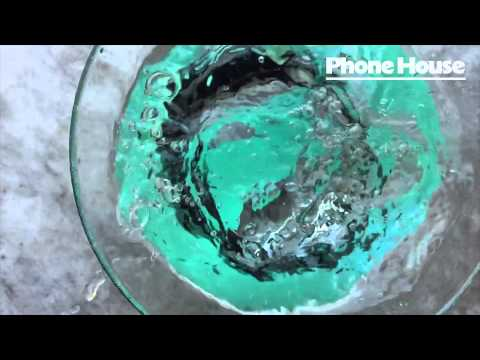 Slow motion iPhone 6 & Xperia Z3 Compact