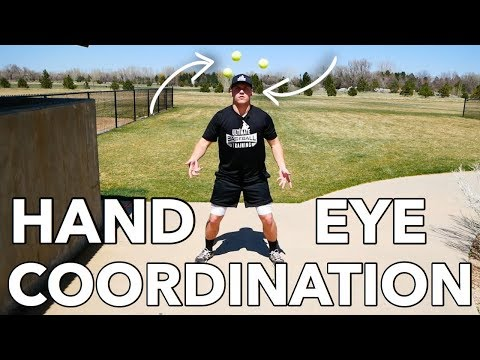 Try These Elite Hand Eye Coordination Drills For Baseball Players