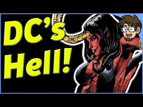 DC Comics' Hell Explained! Ft. MrCreepyPasta