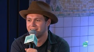 Niall Horan: I Forgot The Lyrics To 'Slow Hands' On The Ellen Show