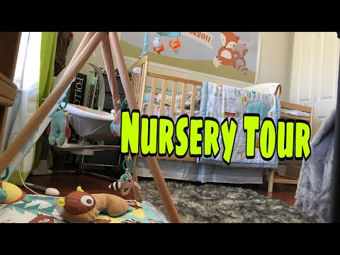Nursery Tour - First Real Nursery For My Fake Babies (Reborn Baby Dolls)