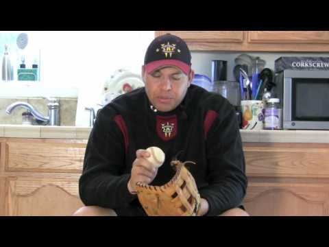 How to Break In A Baseball glove With a Microwave