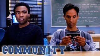 Troy STOLE The Trademark Handshake! | Community