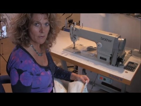 HOW TO MAKE A THROWOVER BEDSPREAD - YOUTUBE