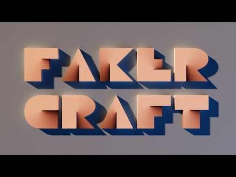 Tutorial Blender Instead of Photoshop | Faking Shadows using Textures