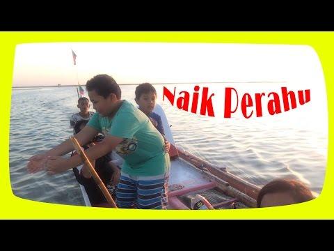 Naik Perahu #Seru