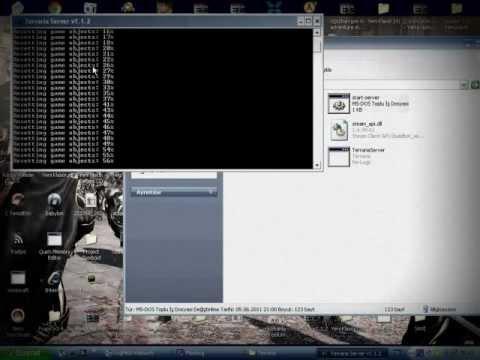 oðuzhanla terraria server yapimi 1.1.2 sanki 1975 de çekildi :) (HD KALİTEDE)