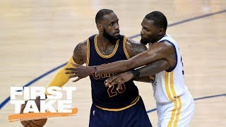 First Take Grades Kevin Durant And LeBron James After Game 1 | First Take | June 2, 2017