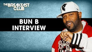 Bun B Talks March On Houston City Hall With George Floyd's Family + More