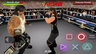WWE 2k16 Mod (WR3D MOD) V2 Android (Root) - The Most Popular High