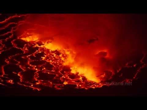 Volcano-footage: best video shots of volcanoes and volcanic eruptions