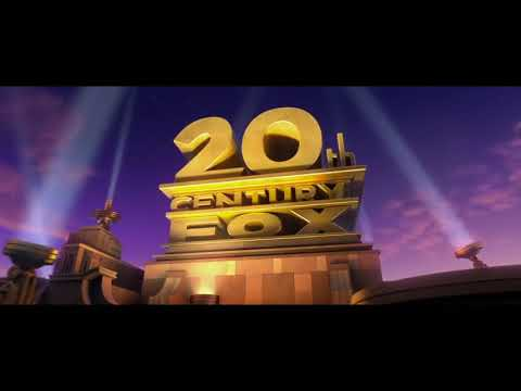20th Century Fox 2013 logo with 1994 fanfare