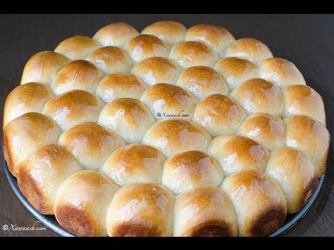 Honeycomb Bread (Rooti Shinnidhaab) Pain nid d'abeille خلية النحل