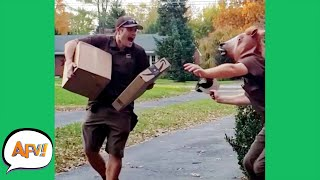 Get Your Daily Delivery of FAIL, Right Here! 😂 | Funny Pranks & Fails | AFV 2021