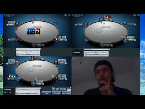 Microstakes Coaching On Ultima Poker 1/2
