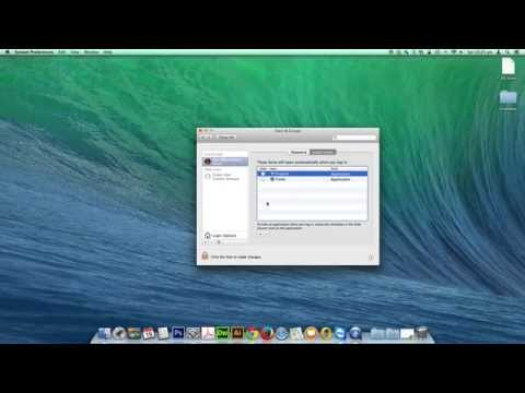 How to Remove Start Up Applications on Mac OS X to Speed Up Your MAC
