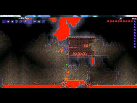 Terraria How to Get Guide Voodoo Doll
