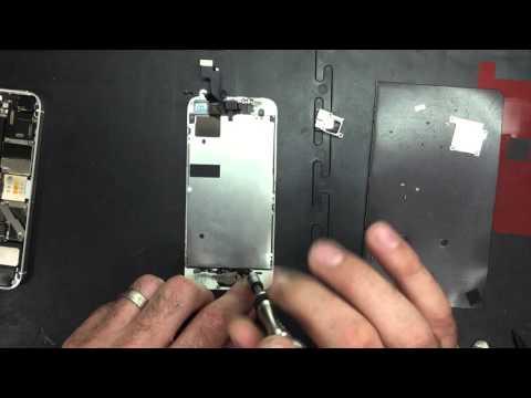 iPhone SE Screen Repair using a iPhone 5s Screen