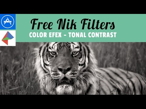 Color Efex Tonal Contrast and Black and White Photography