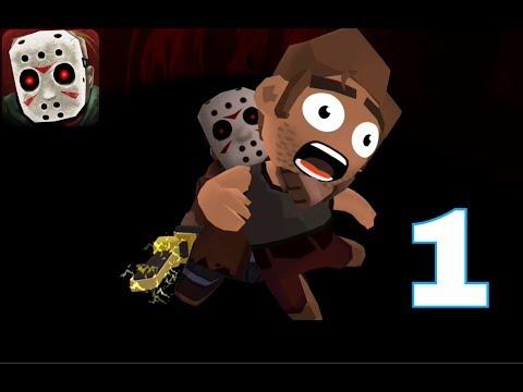 Friday the 13th: Killer Puzzle - Gameplay walkthrough Part 1| Crysral lake memories  (iOS, Android)