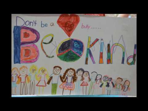 Drew Model Students Speak Out on Bullying - Fall 2016