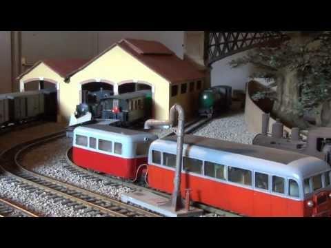 Trains miniatures : fête du train chez Ardèche Miniatures
