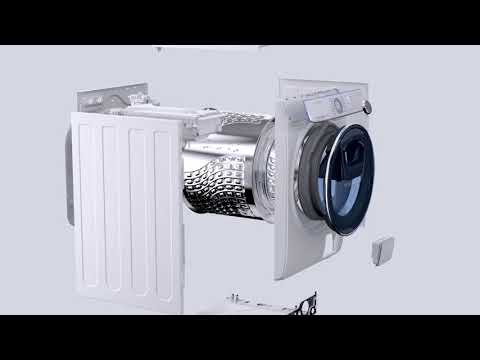 Samsung QuickDrive Front Load Washers Available At The Good Guys