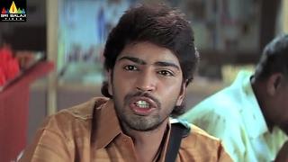 Attili Sattibabu LKG Movie Comedy   Allari Naresh at Abhinayasri Dhaba   Telugu Movie Comedy Scenes