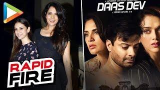 Daas Dev | Richa Chadda, Aditi Rao Hydari, Anurag Kashyap | Releasing On 27April
