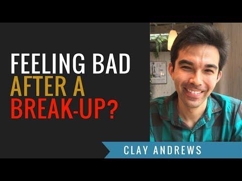 Feeling Bad After a Breakup?