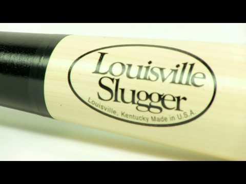 Louisville Slugger MLB Prime Buster Posey Maple Wood Bat: VMC243 Adult