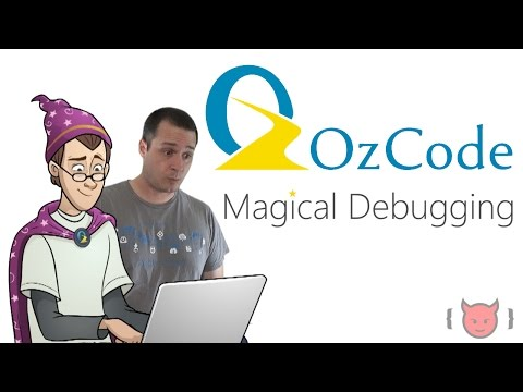 Debug Like a Magician - OzCode Special Offer