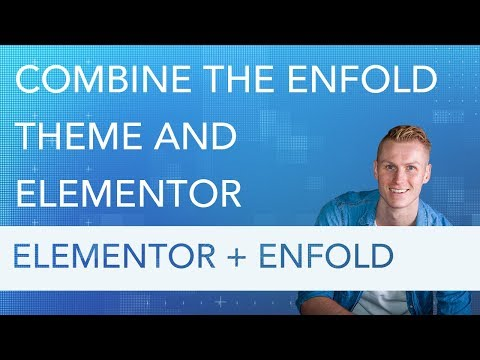 Enfold and Elementor Tutorial