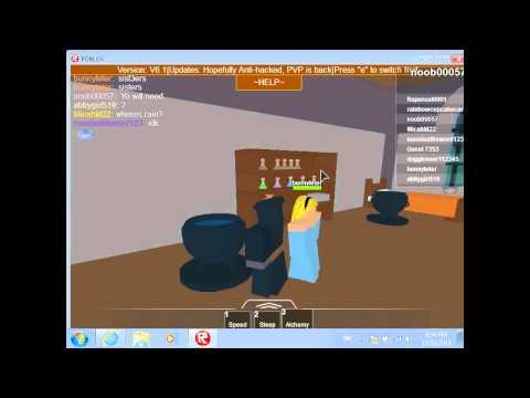 Roblox How To Make All Potions On Kingdom Life II