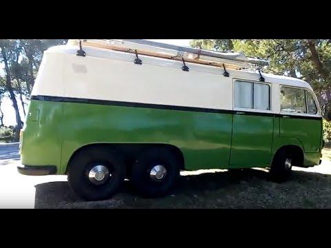 ᴴᴰ 1978 IMV 2200 mb D: Kamper