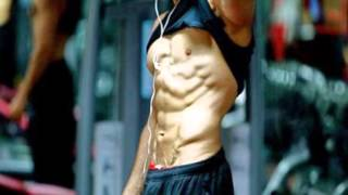 Hrithik Roshan gym workout for six packs abs body